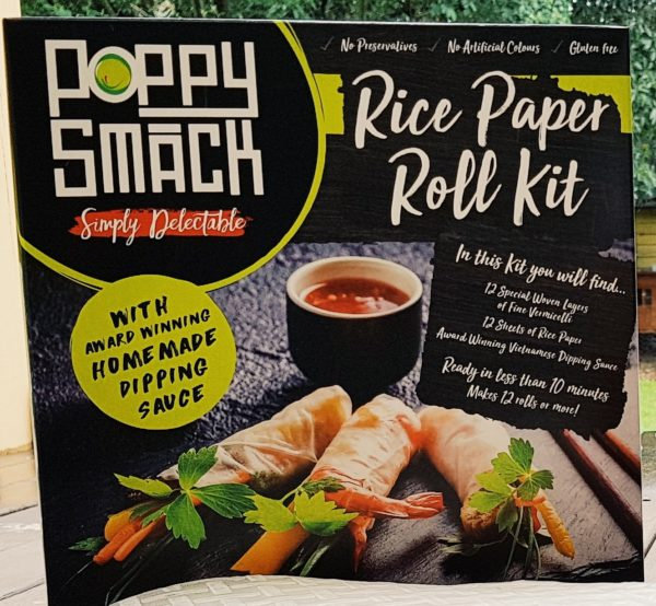 Rice Paper Roll Kit